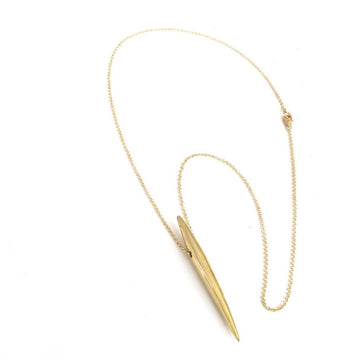 ANDROMEDA Necklaces 24 inches, Brass with gold fill,18 inches, Sterling Silver Marisa Mason Jewelry