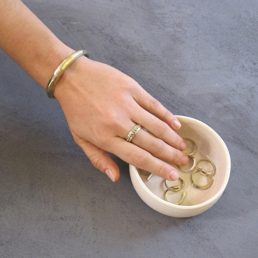ARA Rings Brass, Sterling Silver Marisa Mason Jewelry