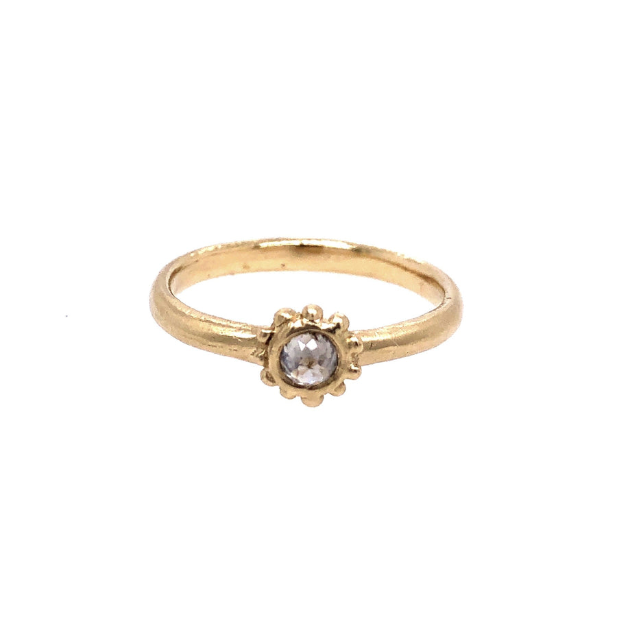 CHLOE RING DIAMOND Rings 14k gold Marisa Mason Jewelry