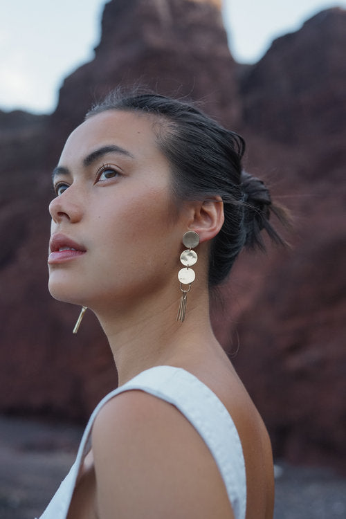 Lola Earrings-Slantt-Marisa Mason Jewelry