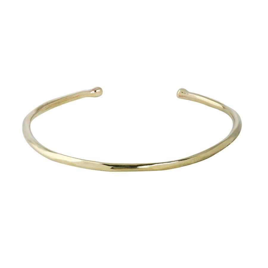 EVERYDAY CUFF Bracelets Brass,Sterling Silver Marisa Mason Jewelry