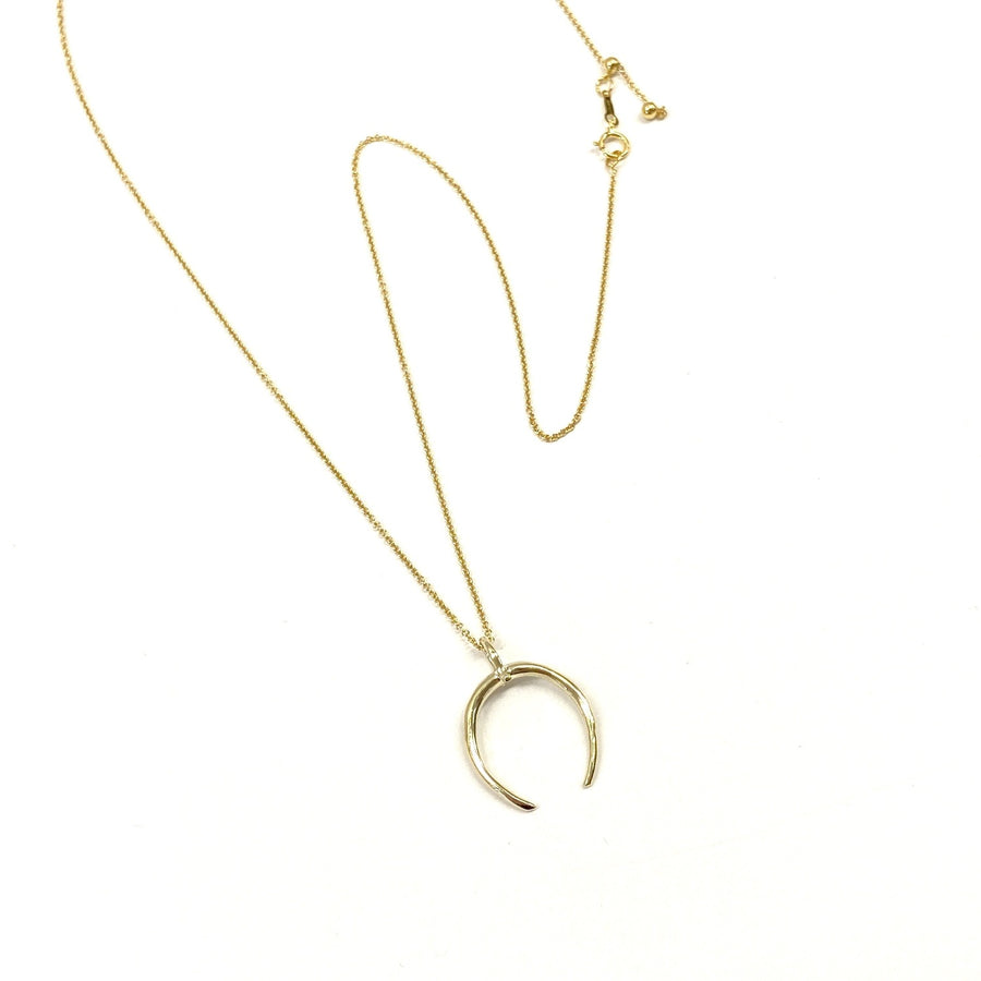 HUNTER Necklaces Brass and gold fill,Sterling silver Marisa Mason Jewelry
