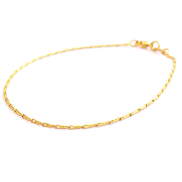 Oro Chain Bracelet-Gold Essentials-Marisa Mason Jewelry