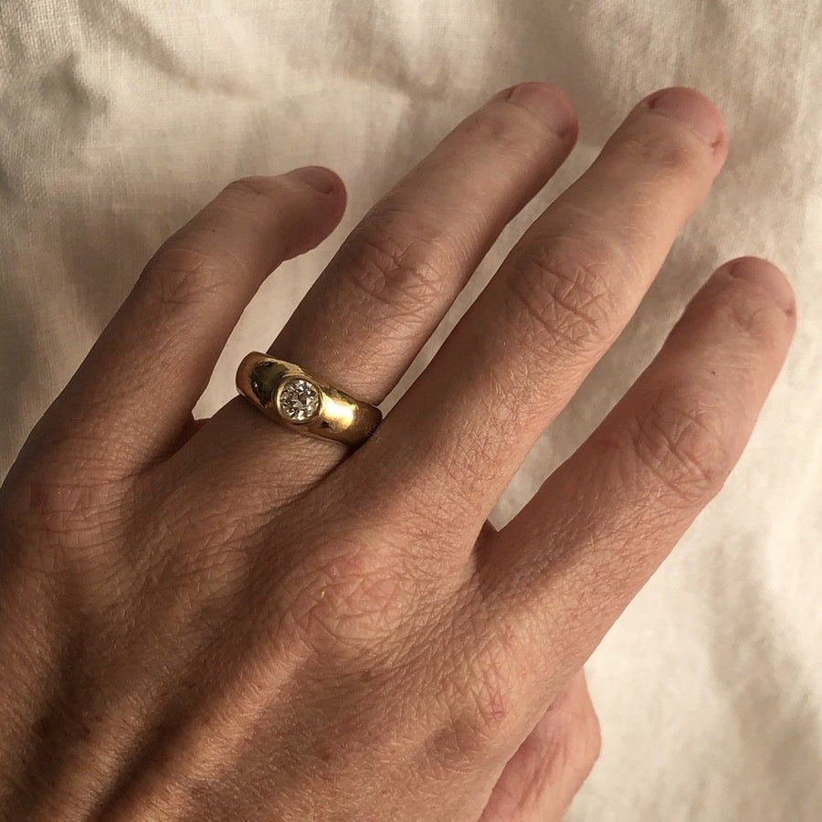 INEZ RING Gold, Diamond Marisa Mason Jewelry