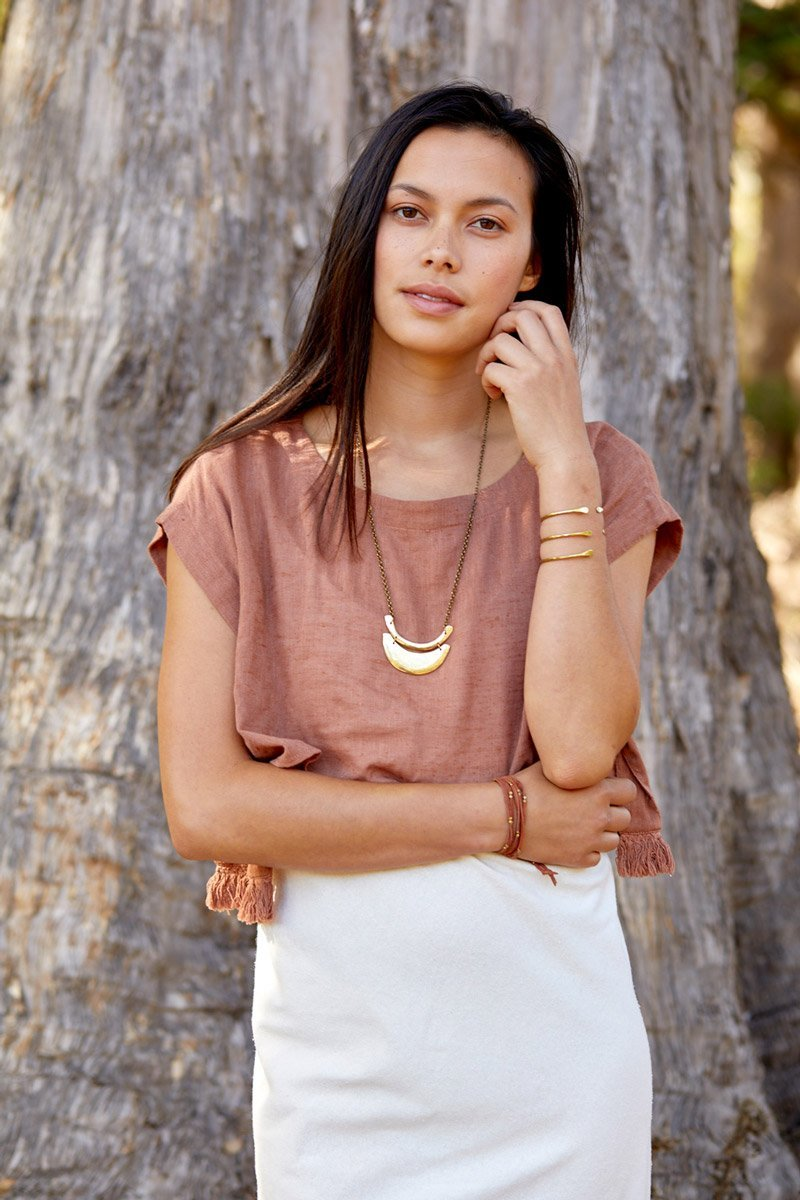 JOSHUA TREE Necklaces Default Title Marisa Mason Jewelry