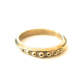 LUMINA Rings Brass, Sterling Silver Marisa Mason Jewelry