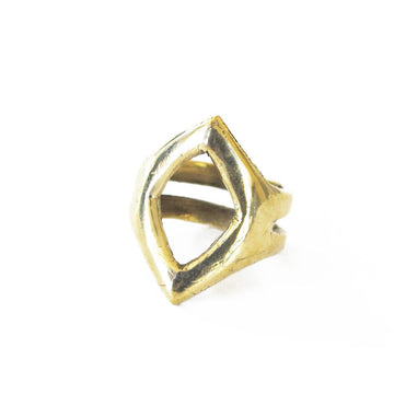 NEXPA Rings Brass, Sterling Silver Marisa Mason Jewelry