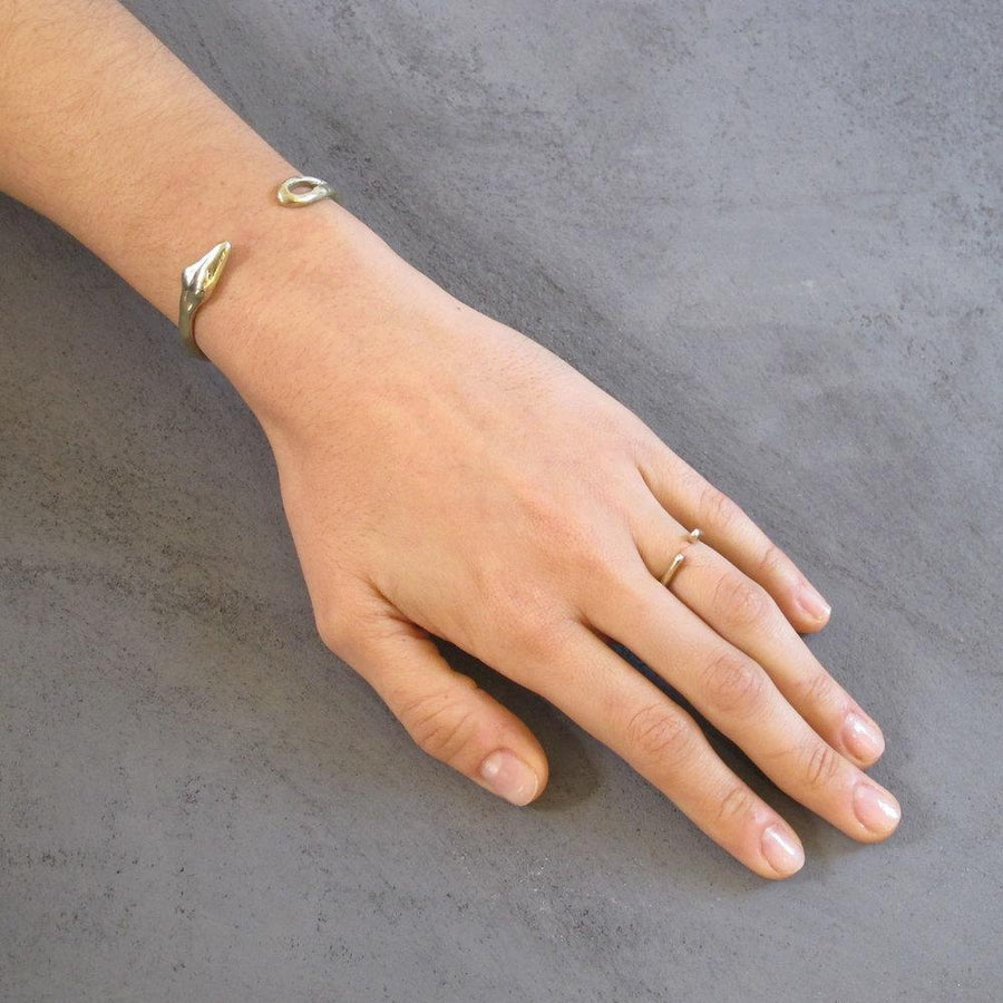 ORION Rings Brass,Sterling Silver Marisa Mason Jewelry