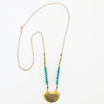 OVID TURQUOISE Necklaces Marisa Mason Jewelry