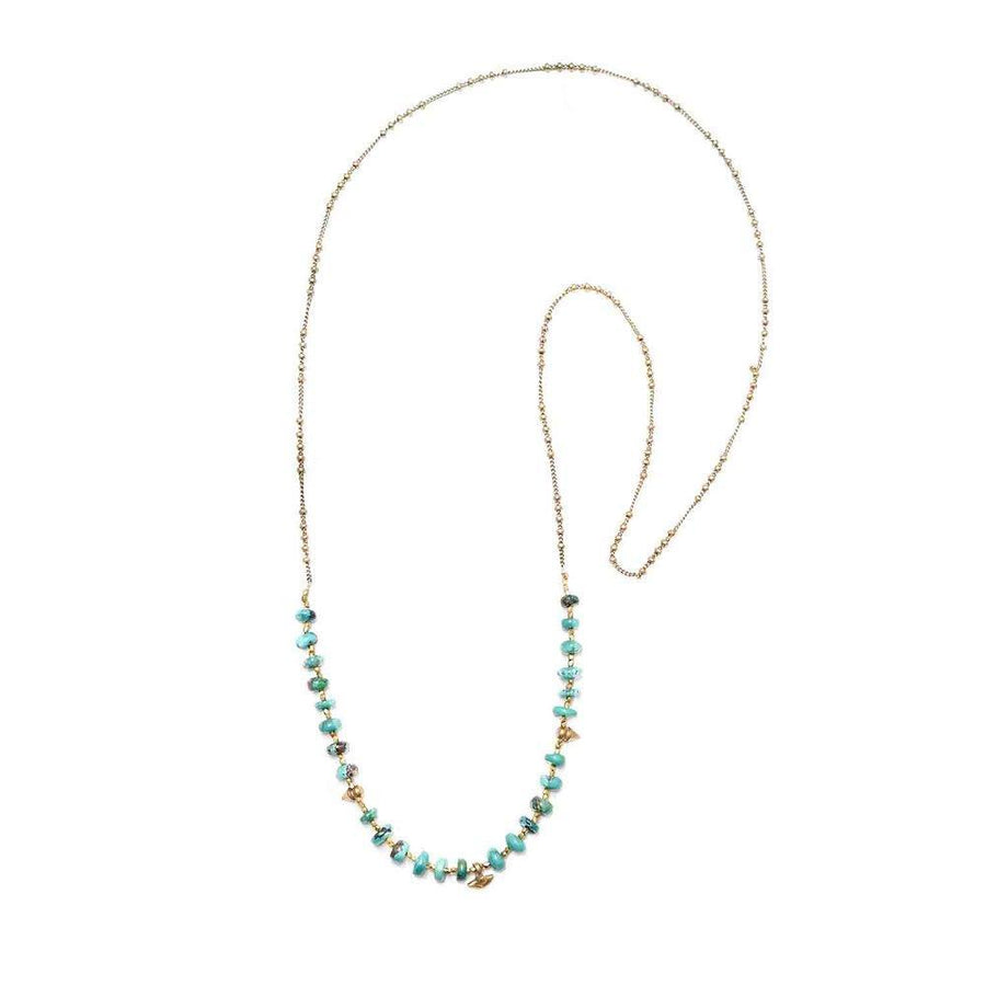 SANTA CRUZ-Marisa Mason Jewelry-33 inches-Marisa Mason Jewelry
