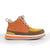 Men's KO-Z CHUKKA orange yellow brown desert boot side view
