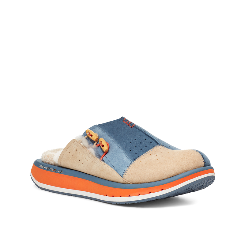 Men's KO-Z MULE / BLUE - ORANGE