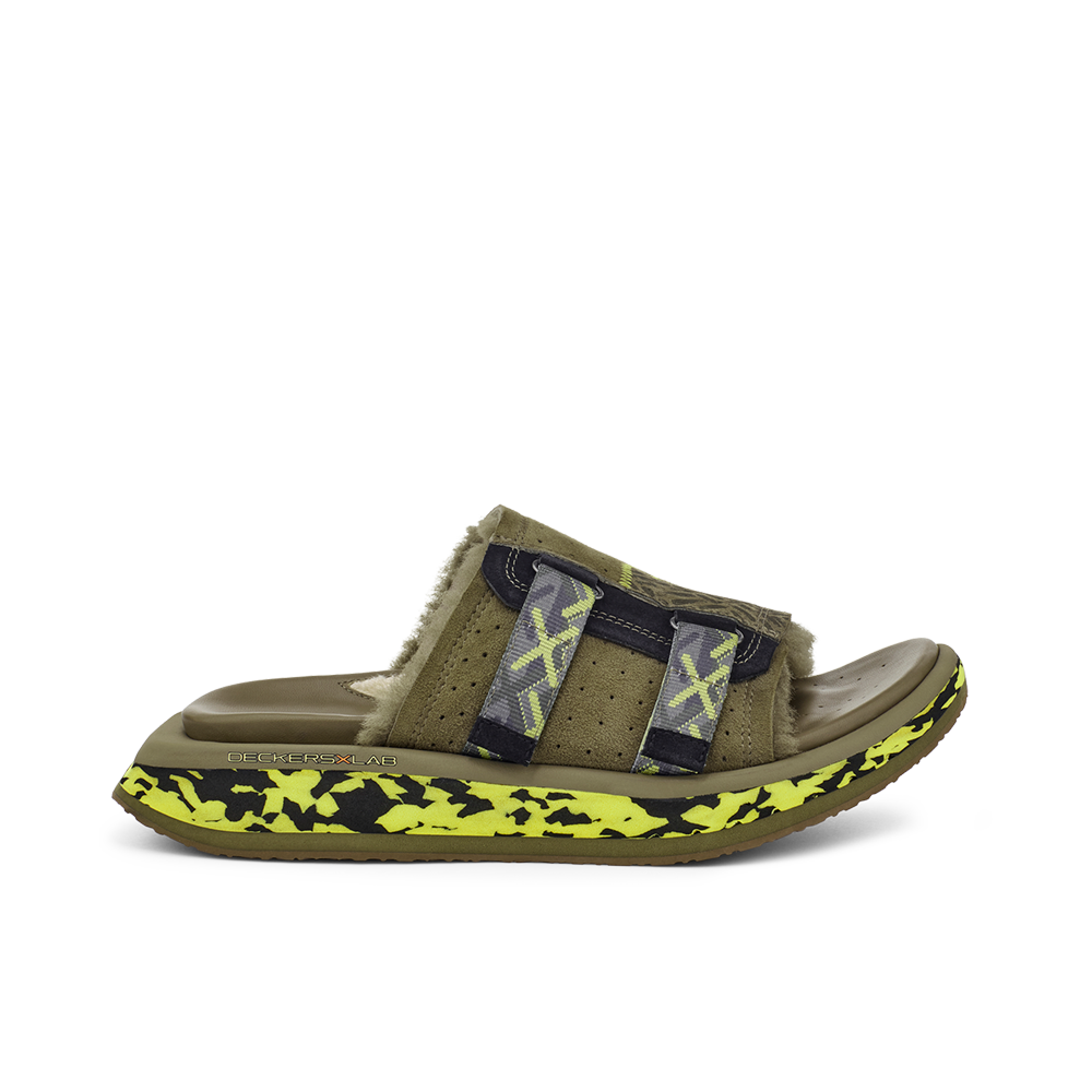 Men's KO-Z SLIDE / BROWN