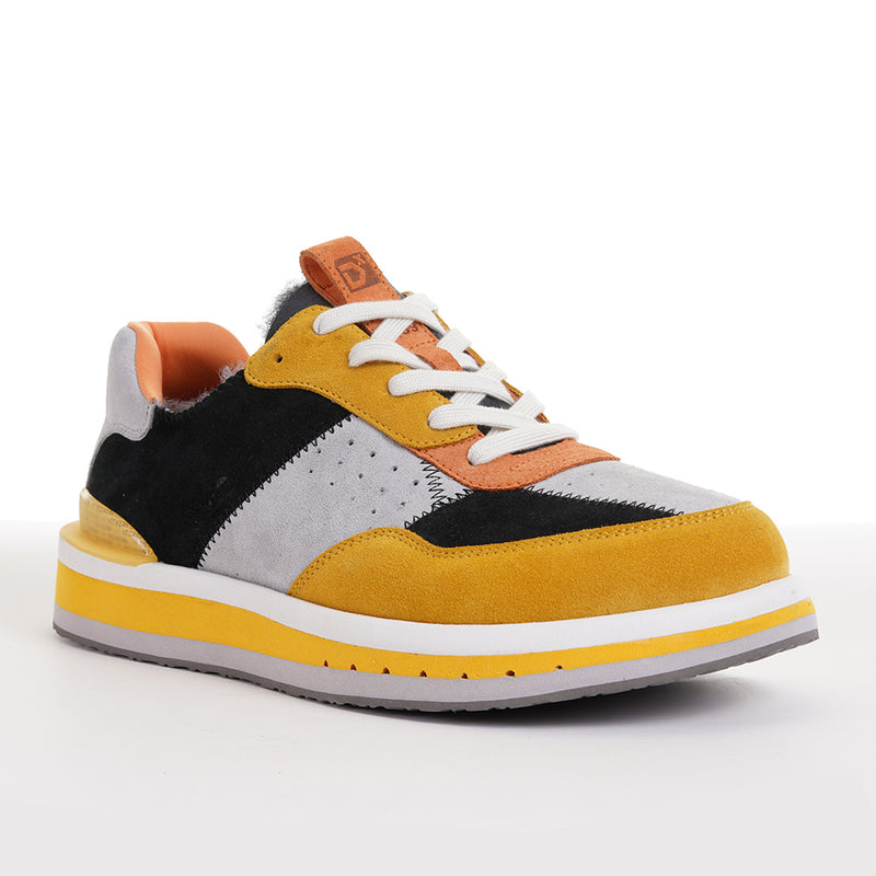 Men's KO-Z Sport Low / THISTLE - YELLOW