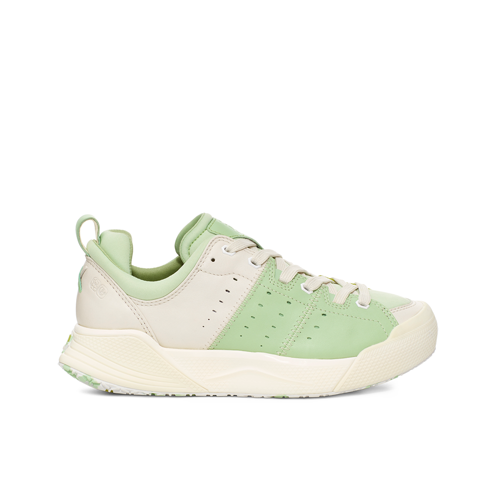 Women's X-SCAPE NBK Low / BLANC - MINT