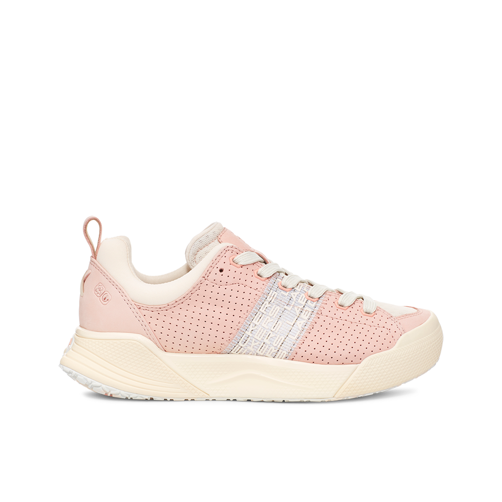 Women's X-SCAPE Sport Low / PASTEL PINK - WHITE