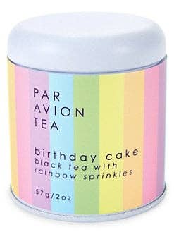 PAR AVION TEA Birthday Cake