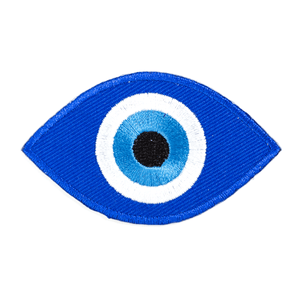 THESE ARE THINGS Embroidered Patch Evil Eye