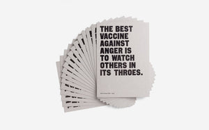 THE SCHOOL OF LIFE 20 Aphorisms Card Set