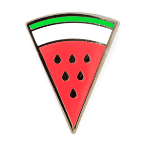 THESE ARE THINGS Enamel Pin Watermelon