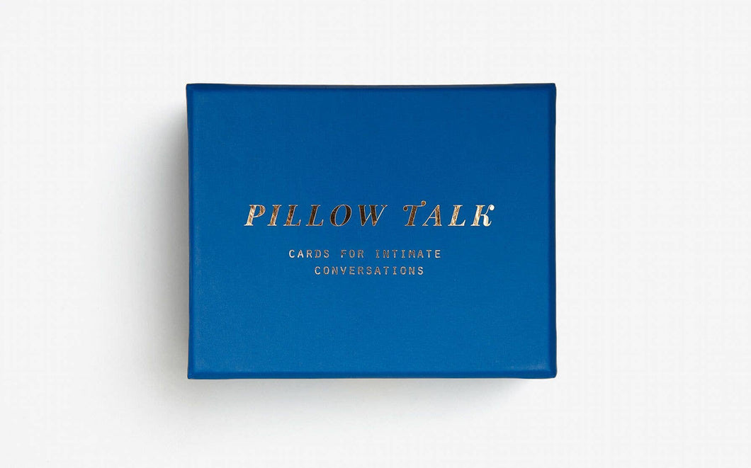 THE SCHOOL OF LIFE Pillow Talk Card Set