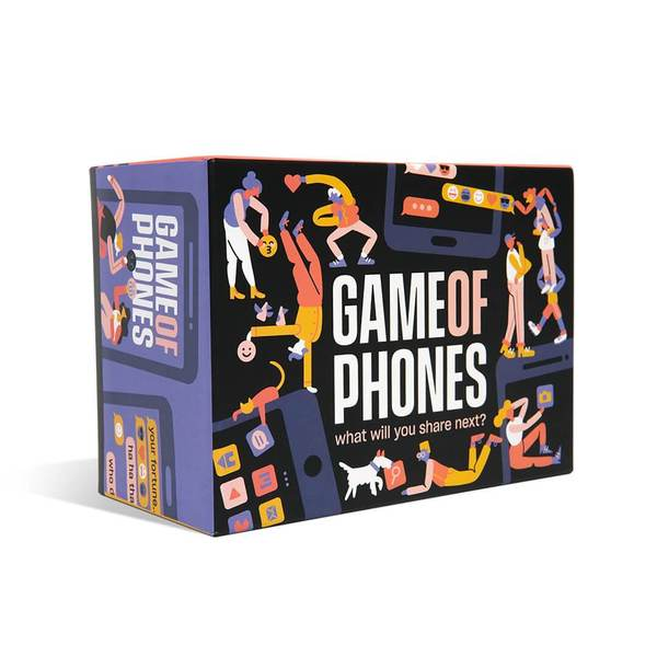 BREAKING GAMES Game of Phones