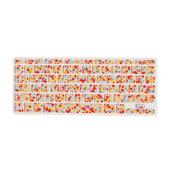 PACKED PARTY Confetti Keyboard Cover