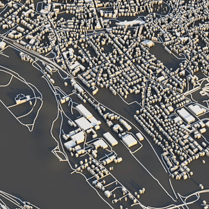 Bad Honnef City Map