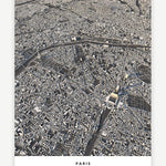 Paris City Map New