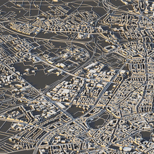 Kiel City Map II