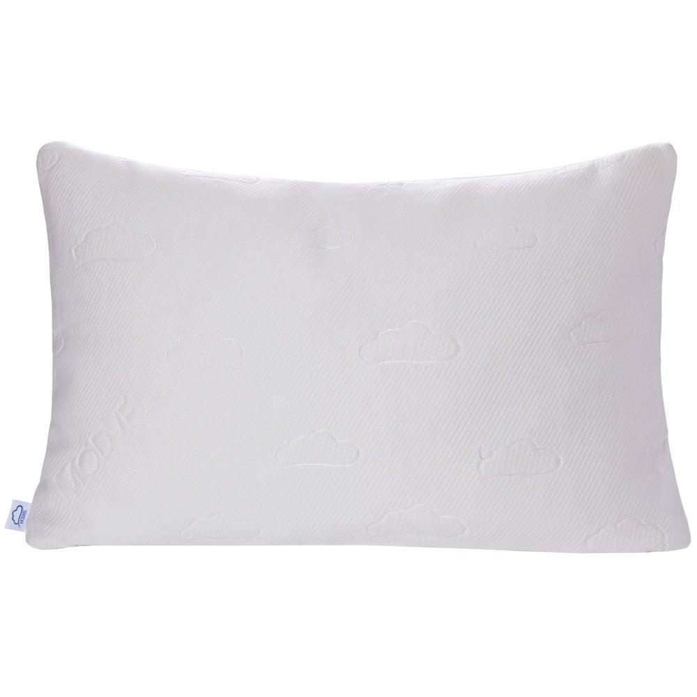 Luxury Cool Memory Foam Pillow With Bamboo Cover