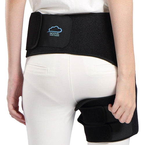 Hip Brace for Men & Women | Neoprene & Adjustable Velcro Strap