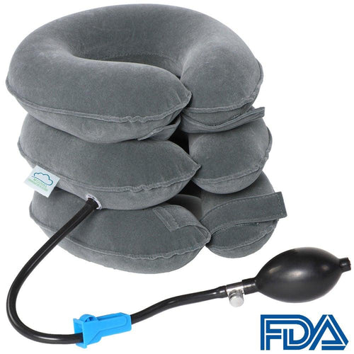 Lightweight Inflatable Cervical Traction Device (MV-131)