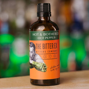 "Hot Pepper ""Hot & Bothered"" Bitters"