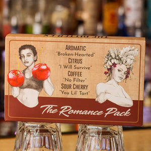 Romance Pack: Aromatic, Citrus, Coffee, Sour Cherry