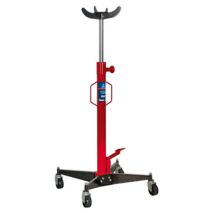 Sealey - 1000ETJ Transmission Jack 1tonne Vertical