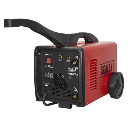 Sealey - 180XT Arc Welder 180Amp with Accessory Kit