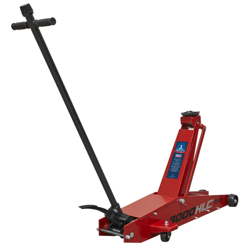 Sealey - 3000HLC Trolley Jack 3tonne Long Reach High Lift Commercial