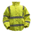 Sealey - 802XXL Hi-Vis Yellow Jacket with Quilted Lining & Elasticated Waist - XX-Large