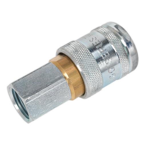 "Sealey - AC22 Coupling Body Female 1/2""BSP"
