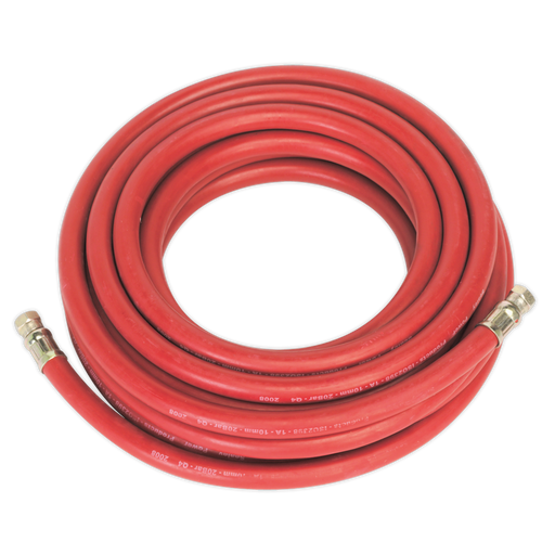 "Sealey - AHC1038 Air Hose 10m x Ø10mm with 1/4""BSP Unions"