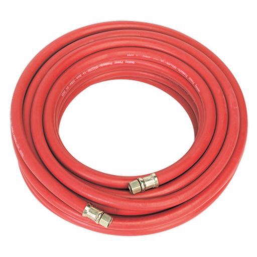 "Sealey - AHC15 Air Hose 15m x Ø8mm with 1/4""BSP Unions"