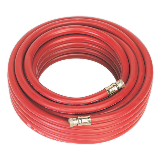 "Sealey - AHC1538 Air Hose 15m x Ø10mm with 1/4""BSP Unions"