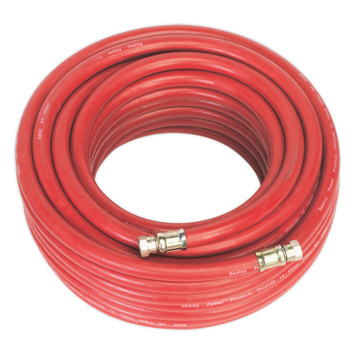 "Sealey - AHC2038 Air Hose 20m x Ø10mm with 1/4""BSP Unions"