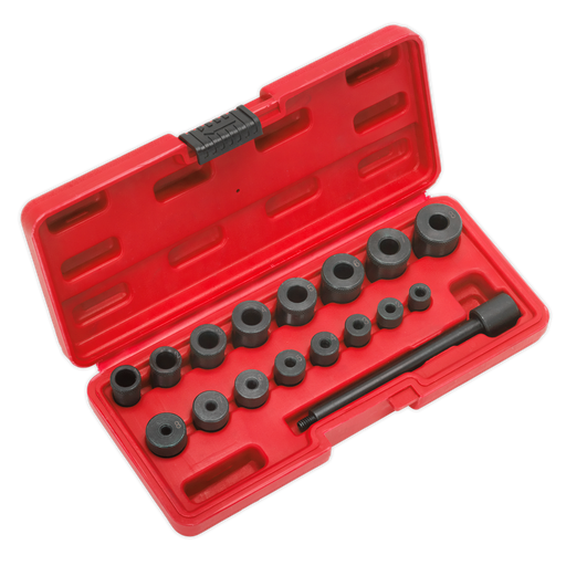 Sealey - AK710 Universal Clutch Aligning Tool Set 17pc