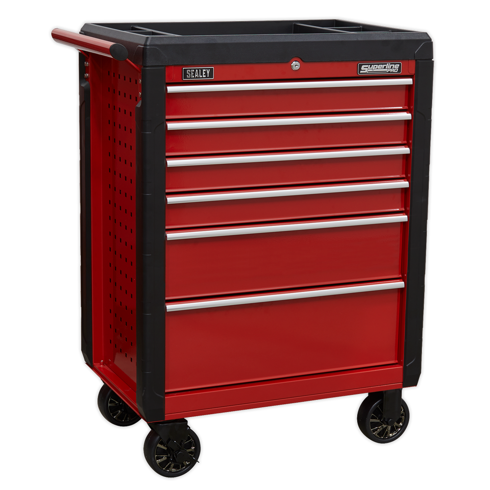Sealey - AP3406 Rollcab 6 Drawer with Ball Bearing Slides