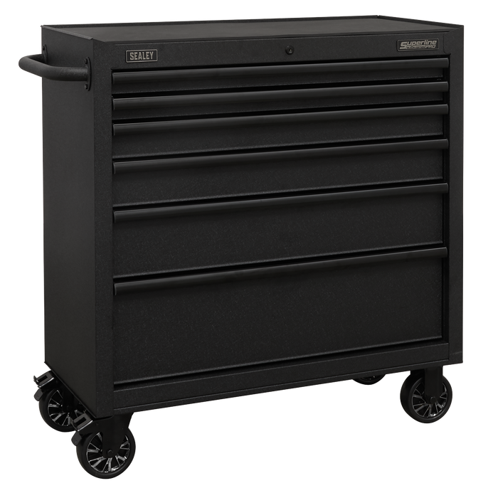 Sealey - AP3606BE Rollcab 6 Drawer 915mm with Soft Close Drawers