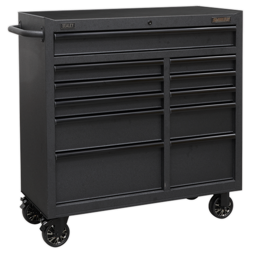 Sealey - AP4111BE Rollcab 11 Drawer 1040mm with Soft Close Drawers
