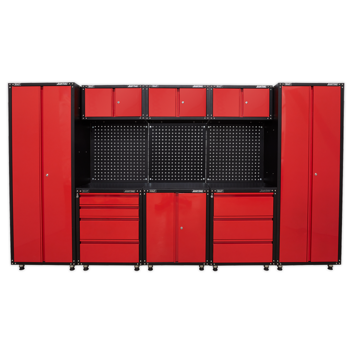 Sealey - APMS80COMBO1 Modular Storage System 665mm American Pro