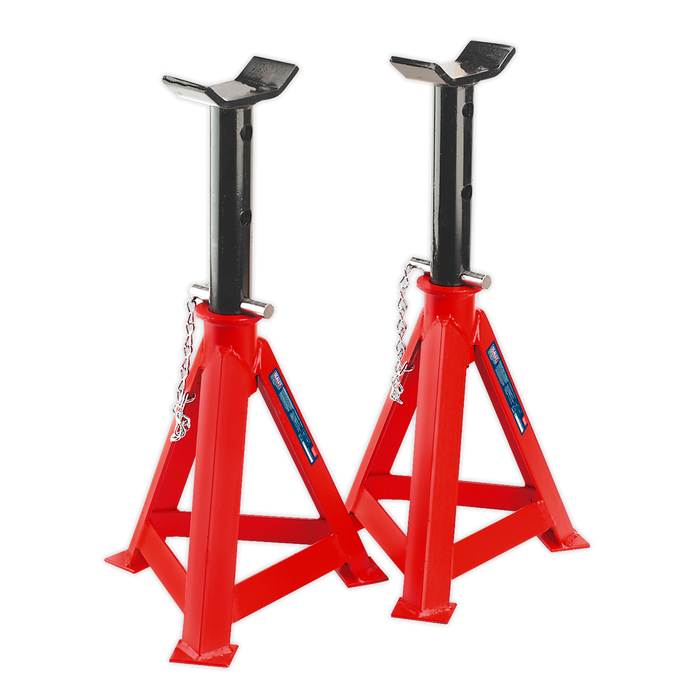 Sealey - AS10000 Axle Stands (Pair) 10tonne Capacity per Stand